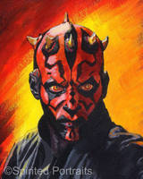 Darth Maul by Timedancer