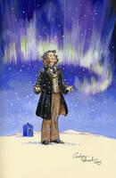 'Northern Lights' by Timedancer