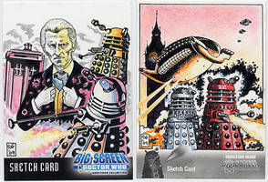 Doctor Who Big Screen Movie by Timedancer