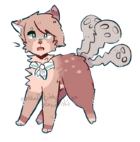 [closed] spooky kitty ota by greenfurkitti
