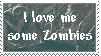Zombie Stamp by Kawaii-Chocobo