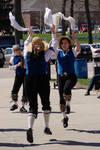 Morris Dancers at NEFFA 2013 by dseomn