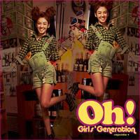 Oh - Hyoyeon by checkmydesigns