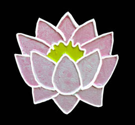 Pink Lotus by OddOtterOut
