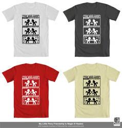The Bro-Hoof Guide Shirt by Kman-Studio