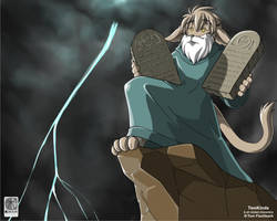 The TwoKinds 10 Commandments by Kman-Studio