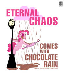 Singing in the Chocolate Rain by Kman-Studio