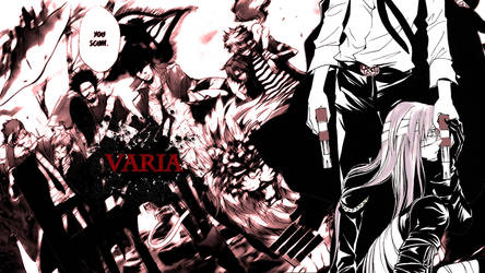 The Varia Come by Nin-Kitty