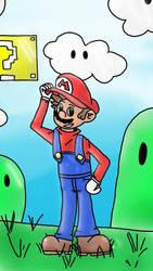 Mario by MGFan5