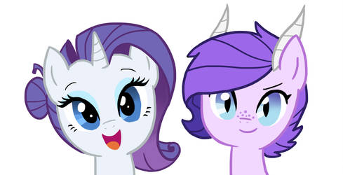 Mother and Daughter by kianamai