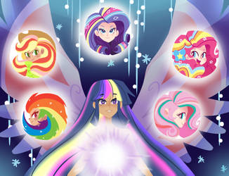 Rainbow Power by kianamai