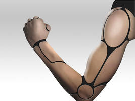Bionic arm by LordFarbror