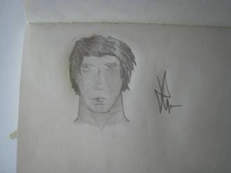 Drawing man by ArqPeixe