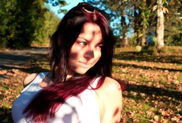 Autumn Face by Nomilicious
