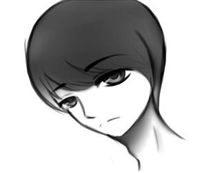 Sad Doodle by Yeji412