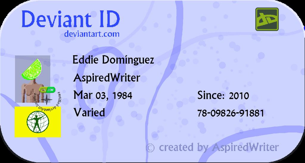 AspiredWriter's Profile Picture