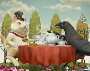 Talks over tea by kichigai