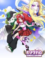 Engelbaum Anime by kichigai