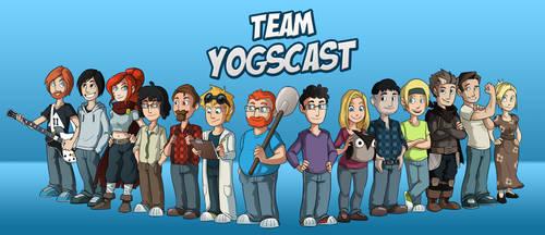 Team Yogscast by Teutron