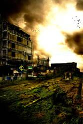Apocalypse by jandarren