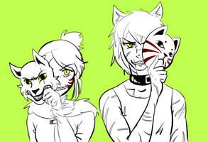 Mask by vikachu23