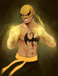 Iron Fist by Nerdvana21