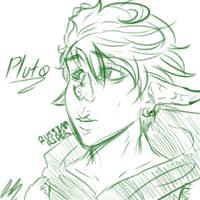 Pluto (for Sina) by RussianRider512