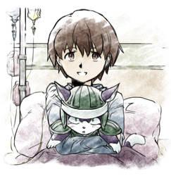 Touha Tanagami by Amagi