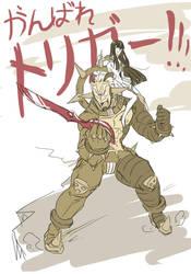Kill la Kill sketch by Amagi