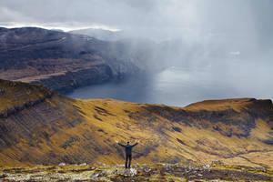 Faroe Islands by Lain-AwakeAtNight