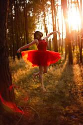 Poppy Girl by Lain-AwakeAtNight