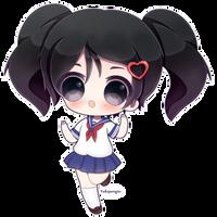 Hanako Yamada Chibi by Yukipengin