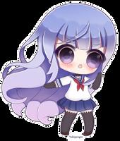 Megami Saikou Chibi by Yukipengin