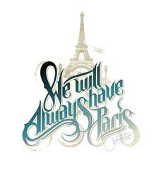 We will Always have Paris by suqer