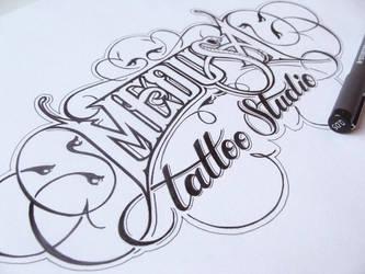 Medusa Tattoo by suqer