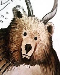 Bear by beathaart