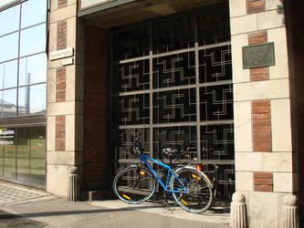 bike shed by DrTortoise