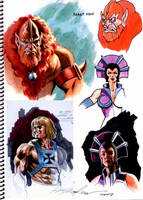 He-man stuff by felipemassafera