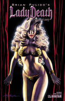 Lady Death cover by felipemassafera