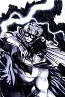 Batman Dark Knight by felipemassafera