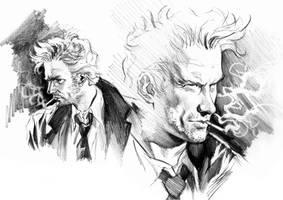 More Constantine... by felipemassafera