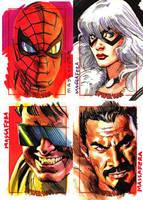 Spider-man archives by felipemassafera