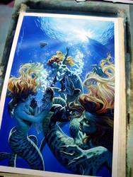 Pirate cover by felipemassafera