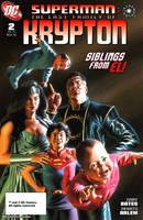 Last Family of Krypton 2 by felipemassafera