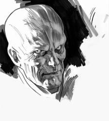 Abin Sur sketch 2 by felipemassafera