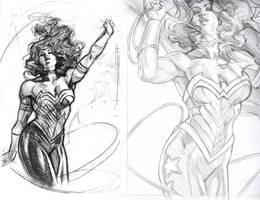 New 52 Wonder Woman by felipemassafera