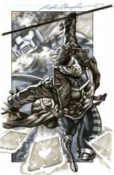 Gambit commission by felipemassafera