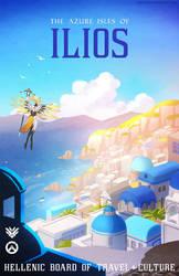 The Azure Isles by stephahaha