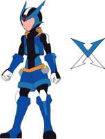 Rockman VX concept 1.4 by Arukanun