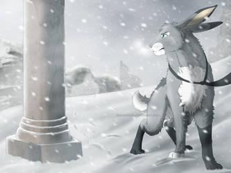Snowstorm by NutkaseCreates